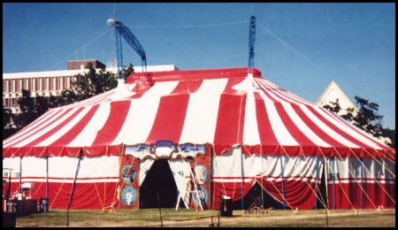 Large Circus Tent & Chicago Circus Tents